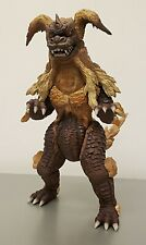 X Plus King Caesar 25 cm Toho Large Monster Series Used No Box