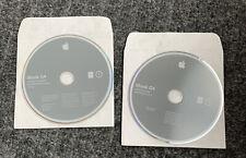 Apple iBook G4 OS X 10.3.4 Installation und Wiederherstellung DVD