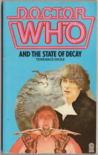 Doctor Who and the State of Decay.  GC+.  A great read!  Target Books.