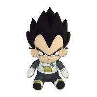 Dragon Ball Super Vegeta 01 Sitting Pose 7 Inch Plush Figure NEW IN STOCK