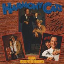 Harmony Cats: Original Motion Picture Soundtrack Autographed Sign MUSIC AUDIO CD