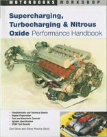 Supercharging, Turbocharging and Nitrous Oxide Performance: By Davis, Earl