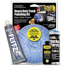 Flitz HD31506 Heavy Duty Truck Polishing Kit