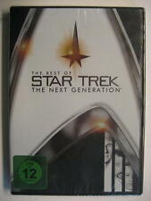 THE BEST OF STAR TREK THE NEXT GENERATION - DVD - OVP