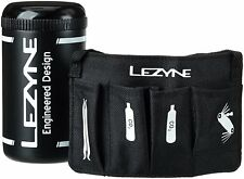 Lezyne FLOW CADDY with Organizer 500 ml Bicycle Cycling Tube/Tool Storage Bottle