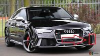NEW GENUINE AUDI RS7 14-17 N/S LEFT FRONT BUMPER LOWER GRILL TRIM COVER