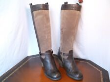 Naturalizer Leather  Western Culture Riding Boots Women's Sz 7.5 M US