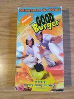 Good Burger (VHS, 1998) Kenan & Kel Nickelodeon