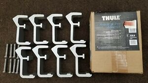 Thule XK4 Xsporter Pro Adapter for Toyota Tacoma 2016 to Current