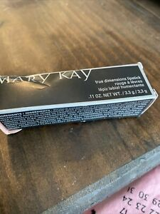 Mary Kay True Dimensions Lipstick SPICE N NICE 088570 Moisturizing Free Ship