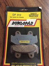 DP standard sintered rear brake pads DP812 Honda ATC250R CR125R CR250R CR500R