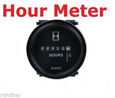 Water Resistant Outboard Engine Hour Meter For Johnson Mercury Yamaha Evinrude