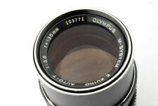 Objectifs Olympus 135mm pour appareil photo et caméscope