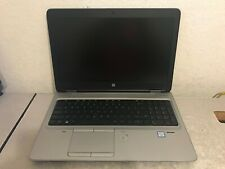 HP ProBook 650 G3 7th Gen i7 Laptop 16 GB RAM Warranty No Hard Drive Quick Ship