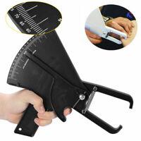 LifeLabs 80MM Fat Calliper Skin Fold Tester Body Skinfold Measurement Guide