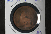 1863 Penny Great Britain