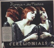 Florence + The Machine - Ceremonials Limited 2CD -2011 Island -Made in Australia