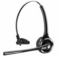 Headset Noise Cancelling Trucker Bluetooth Mic Headset Cellphone Accessories