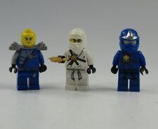 LEGO Figurine Ninja//plat argent Sabre de Samouraï X2 arme