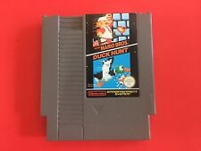 Super Mario Bros / Duck Hunt  - Nintendo nes game  - PAL B