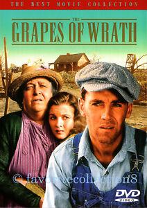 The Grapes of Wrath (1940) - Henry Fonda, Jane Darwell (Region All)
