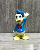 Vintage Donald Duck Walt Disney Productions Porcelain Ceramic Figure