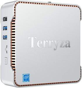 GK3V mini pc computer J4125 2.7 GHz CPU8GB DDR4 128GB SSD 2xHDMI 4K 2.4/5g WiFi