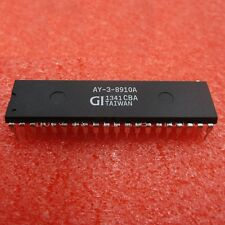 1PCS AY-3-8910A Programmable Sound Generator IC DIP40 NEW