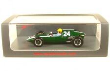 Cooper T60 N º 24 2º GRAN PREMIO Francés Fórmula 1 1962 ( TONY MAGGS )