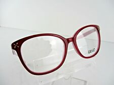 NEW LIU JO  LJ 2621 (681) Strawberry / Pink 52 x 16 135 mm Eyeglass Frame