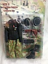 In The Past Toys WW2 German Panzer Uniform Set, SEALED, RARE!!