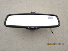 09 - 13 TOYOTA COROLLA CE LE S XRS 4D SEDAN REAR VIEW MIRROR AUTO DIM COMPASS