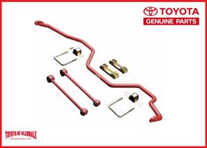 2007-2021 TOYOTA TUNDRA REAR SWAY BAR KIT W/END LINKS GENUINE OEM PTR11-34070