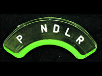 55-56 Chevy Bel Air Nomad Trans Face Plate Lens Powerglide Transmission