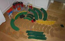Fisher Price Geo Trax Large Lot Overpass Train Tracks Misc Bridge