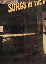 BILLY JOEL songs in the attic PHILIPPINES 1981 EX+ LP