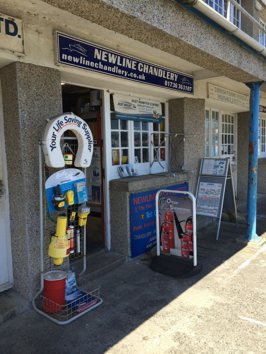Newline Chandlery