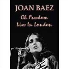 Oh Freedom: Live in London by Joan Baez (DVD, Jan-2014, Hudson Street)