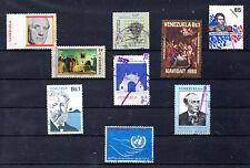 Venezuela Series del año 1980-85 (AU-352)