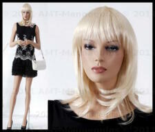Female mannequins with bent arms to display bags /purses manikin- Eve