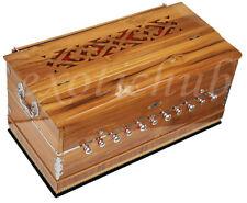 BUY HARMONIUM~SWAR DHARA~TEAK WOOD~3½ OCTAVE~PETI~BAJA~440 Hz~YOGA~BHAJAN~KIRTAN