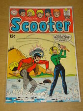 SWING WITH SCOOTER #18 FN- (5.5) DC COMICS MAY 1969 SCARCE **