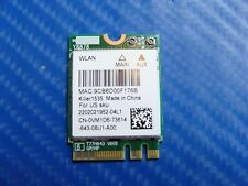 "Dell Alienware 13 R2 13.3"" OEM Wireless WiFi Bluetooth Card VM1D6 QCNFA364A"