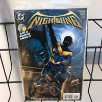 1995 Nightwing #1 1st Solo Series Debut