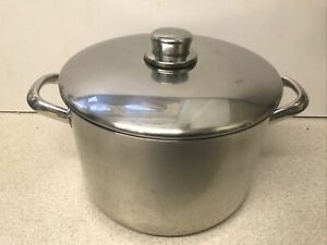 STELLAR by SILAMPOS Stainless Steel 5 Litre Stockpot - 24 cm