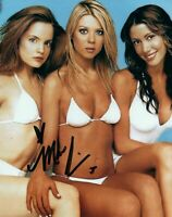 Mena Suvari authentic signed autographed 8x10 photograph holo COA