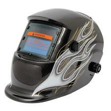 Black Flame Solar Auto Darkening Welder Welding Helmet Mask