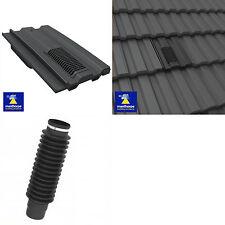 Manthorpe Mini Castellated Tile Vents   GTV-MC   Roof Vent   Four Colours