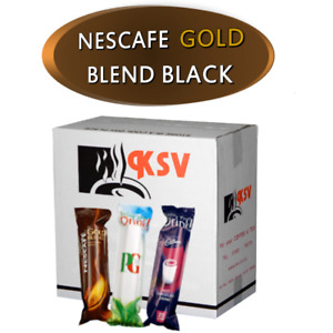 Nescafe Gold Blend BLACK For 73mm In-Cup Vending Machines INCUP Drinks x300