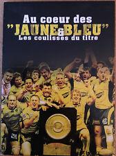 """AU COEUR DES """"JAUNE ET BLEU"""" ASM  DVD NEUF SOUS BLISTER"""